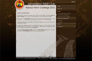 Geyserland 4WD Club